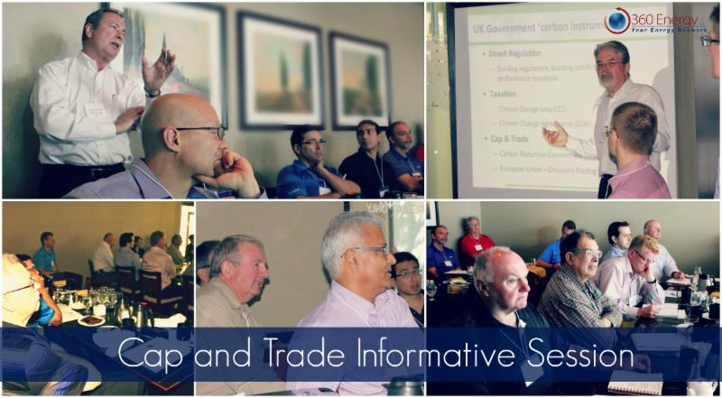 Select Images from the Cap and Trade Breakfast