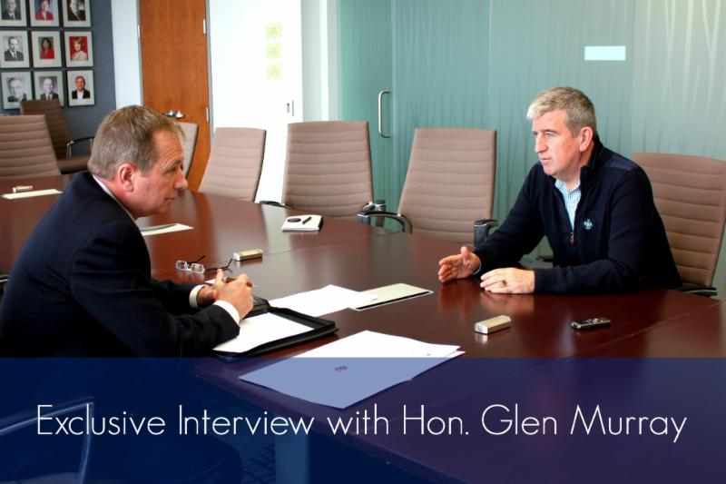 Exclusive Interview with Glenn Murray