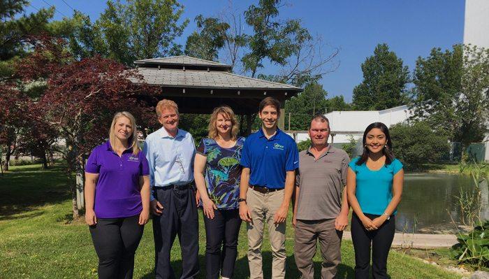 Energy Team Members from Durez Canada SHBPP